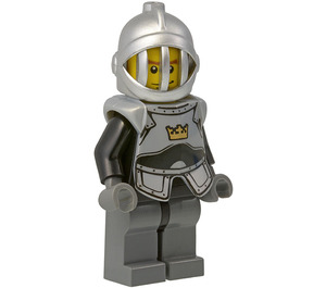 LEGO Crown Knight with Breastplate Minifigure