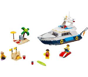 LEGO Cruising Adventures Set 31083