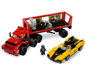 LEGO Cruncher Block & Racer X Set 8160