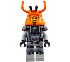 LEGO Crusher Minifigure