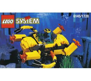 LEGO Crystal Crawler Set 6145