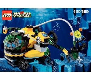 LEGO Crystal Detector Set 6150 Instructions
