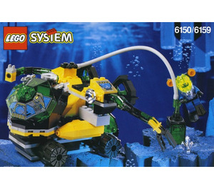LEGO Crystal Detector Set 6159