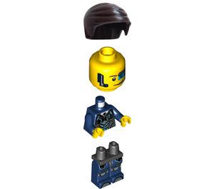 LEGO Curtis Bolt Minifigure