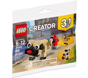 LEGO Cute Pug Set 30542 Packaging