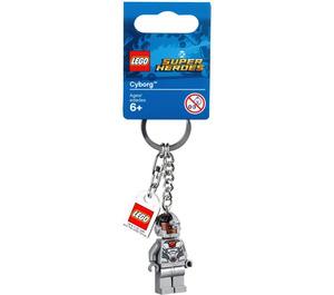 LEGO Cyborg Key Chain (853772)
