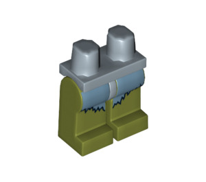 LEGO Cyclops Legs (3815 / 12636)