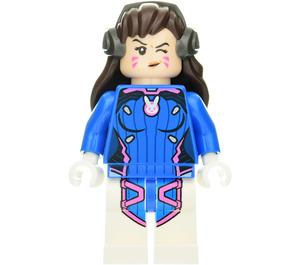 LEGO D.Va Minifigure