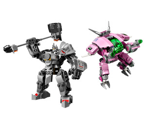 LEGO D.Va & Reinhardt Set 75973