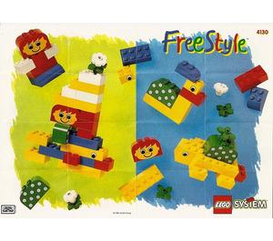 LEGO Daft 'n' Dotty Set 4130