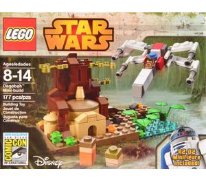 LEGO Dagobah Mini Build Set SDCC2015-2