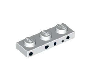 LEGO Dalmatian Puppycorn Plate 1 x 3 (39033)
