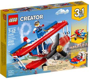 LEGO Daredevil Stunt Plane Set 31076 Packaging