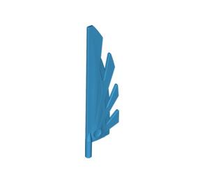 LEGO Dark Azure Wing with Four Blades (11091)