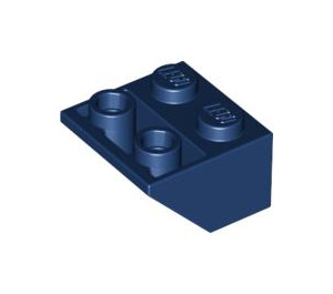 LEGO Dark Blue Slope 2 x 2 (45°) Inverted (3660)