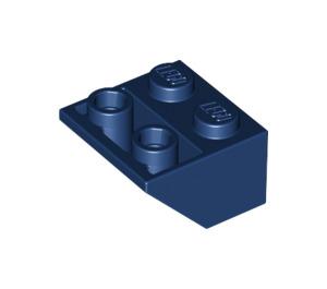 LEGO Dark Blue Slope 45° 2 x 2 Inverted (3660)