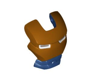 LEGO Dark Blue Visor (20628)