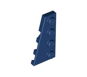 LEGO Dark Blue Wing 2 x 4 Left (41770)