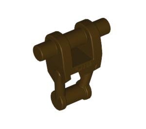 LEGO Dark Brown Droid Torso (30375)