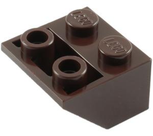LEGO Dark Brown Slope 45° 2 x 2 Inverted (3660)