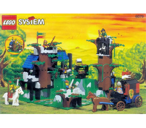 LEGO Dark Forest Fortress Set 6079