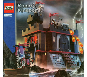 LEGO Dark Fortress Landing Set 8802