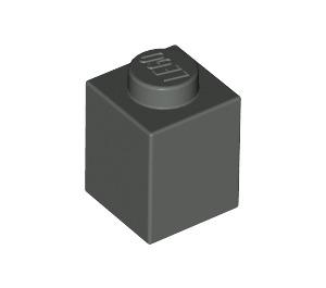 LEGO Dark Gray Brick 1 x 1 (3005)