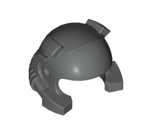 LEGO Dark Gray Helmet with Coiks and Headlamp (30325)