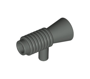 LEGO Dark Gray Loudhailer (4349)