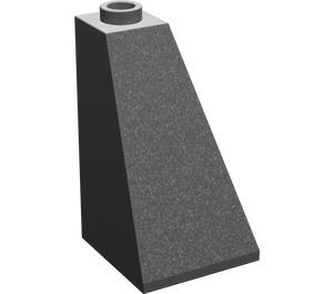 LEGO Dark Gray Slope 2 x 2 x 3 (75°) Double (3685)