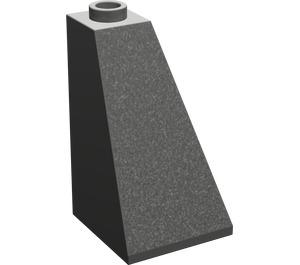 LEGO Dark Gray Slope 73° (75) 2 x 2 x 3 Double Slope (3685)