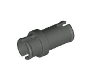 LEGO Dark Gray Three Quarter Pin (32002)