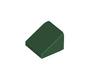 LEGO Dark Green Slope 1 x 1 (31°) (50746 / 54200)
