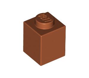 LEGO Dark Orange Brick 1 x 1 (3005)