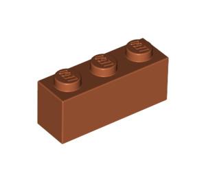 LEGO Dark Orange Brick 1 x 3 (3622)