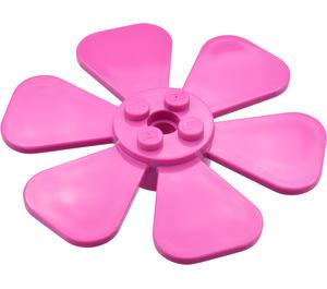 LEGO Dark Pink Flower/propeller Ø61,84