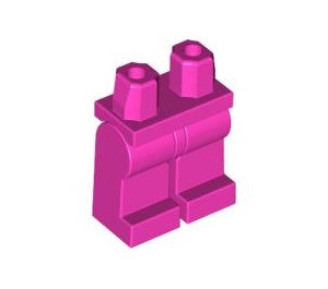 LEGO Dark Pink Minifigure Hips and Legs (73200)
