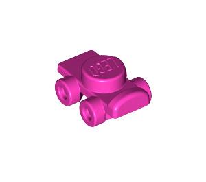LEGO Dark Pink Roller Skate (11253 / 18747)