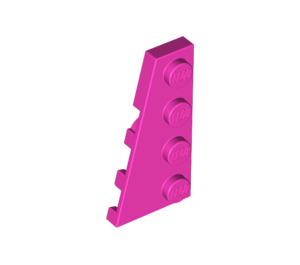 LEGO Dark Pink Wing 2 x 4 Left (41770)