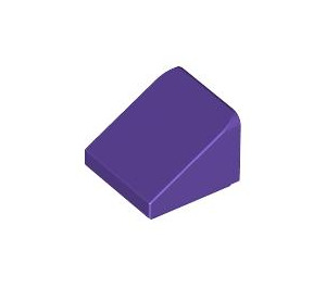 LEGO Dark Purple Slope 1 x 1 (31°) (50746 / 54200)