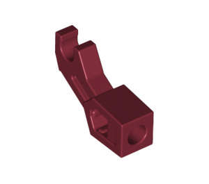 LEGO Dark Red Mechanical Arm with Thick Support (49753 / 76116)