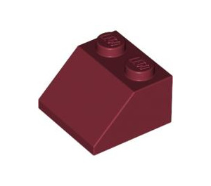 LEGO Dark Red Slope 2 x 2 (45°) (3039)
