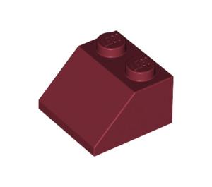 LEGO Dark Red Slope 45° 2 x 2 (3039)