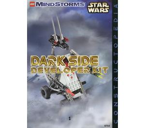 LEGO Dark Side Developer Kit Set 9754