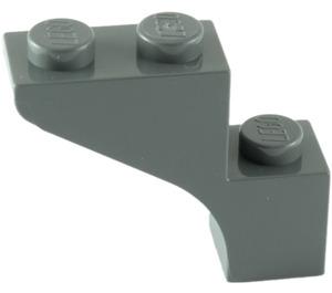 LEGO Dark Stone Gray Arch 1 x 3 x 2 (88292)