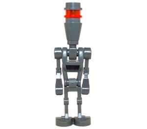 LEGO Dark Stone Gray Assassin Droid Minifigure