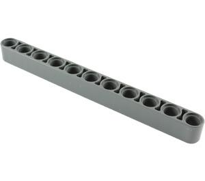LEGO Dark Stone Gray Beam 11 (32525 / 64290)
