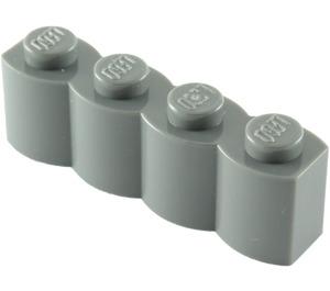 LEGO Dark Stone Gray Brick 1 x 4 Log (30137)