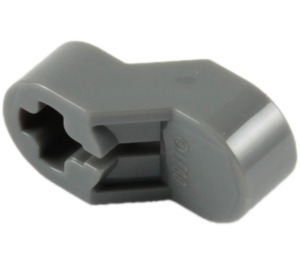 LEGO Dark Stone Gray Crankshaft Link (2854 / 10721)
