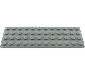 LEGO Dark Stone Gray Plate 4 x 12 (3029)